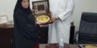 استقبال معالى الأستاذ/خالد العُمر رئيس مجلس إدارة مؤسسة الخليج التعليمية