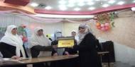 جمعية الشابات المسلمات-وروضة طلائع الأقصى التابعة لها تكرمان جمعية مؤسسة الخليج التعليمية