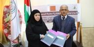 توقيع مذكرة تفاهم بين مؤسسة الخليج التعليمية- فلسطين والجامعة الإسلامية