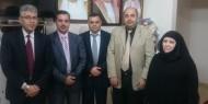 وفد رفيع المستوى من جامعة الإسراء يزور مؤسسة الخليج التعليمية