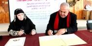 توقيع مذكرة مشروع كسوة شتاء للطلبة ذوي الاحتياجات الاقتصادية الصعبة